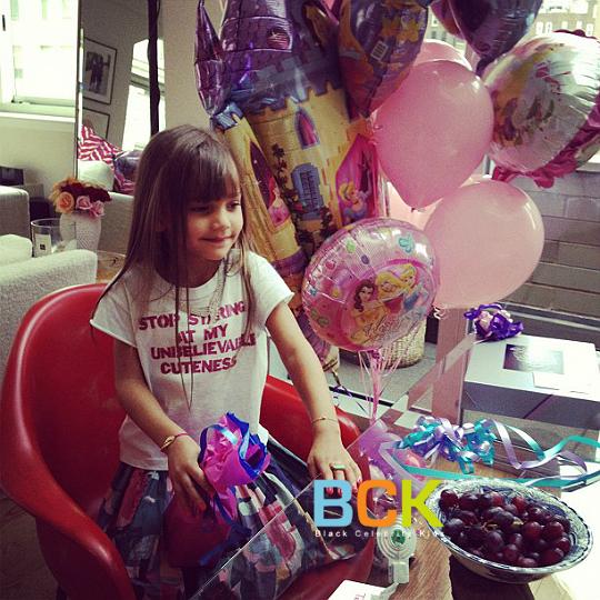 PHOTOS: TALLULAH DASH CELEBRATES HER 4TH BIRTHDAY