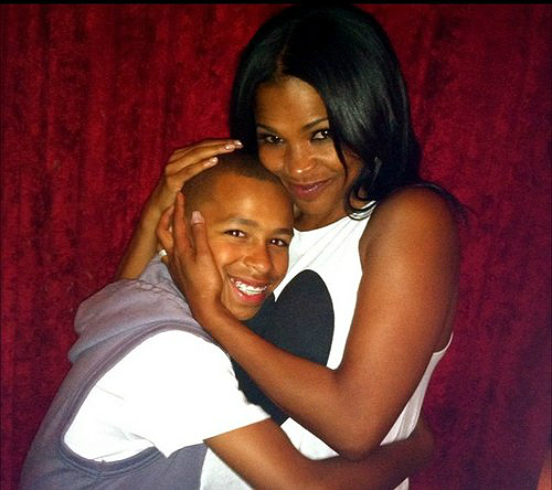 Nia Long Shows Off Pictures Of Her Boys