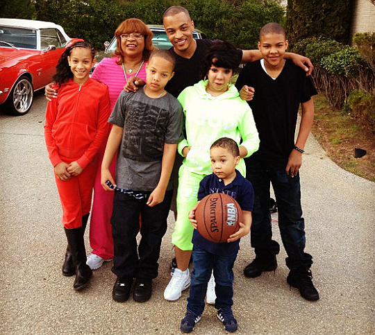 TV WATCH: T.I. AND THE FAMILY HUSTLE UP ANOTHER SEASON OF