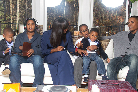 TAMEKA RAYMOND: 'MY KIDS TAKE PRECEDENCE OVER BUSINESS'