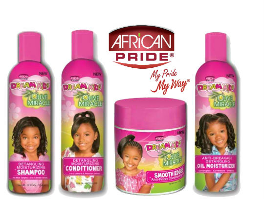 Fabulous Closed Giveaway African Pride Dream Kids Healthy Hair Care Short Hairstyles For Black Women Fulllsitofus