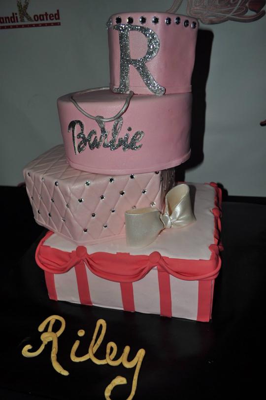 Kandi Burruss Throws Daughter Nicki Minaj Inspired Birthday Party