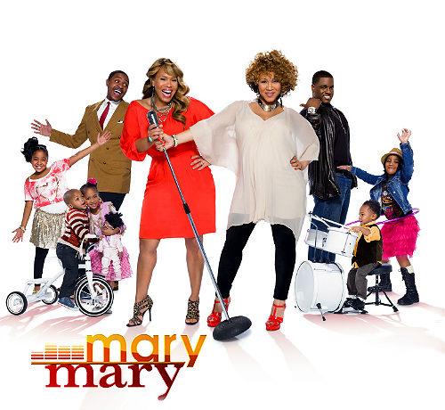 Mary Mary we tv