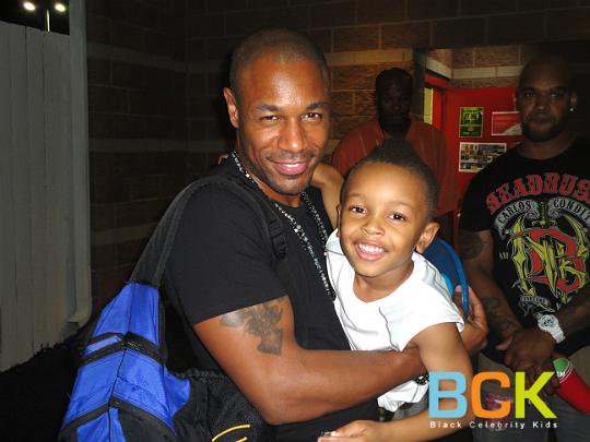 Durell Babbs Jr Gets Candid With Dad Tank