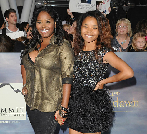 SHAR JACKSON AND HER PREMIERE PAL