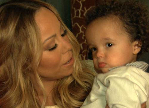 TV WATCH: MARIAH CAREY TALKS MOTHERHOOD AND MORE WITH BARBARA WALTERS