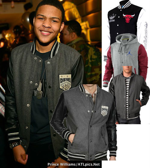 GET THE LOOK: MESSIAH'S BIRTHDAY VARSITY FIT