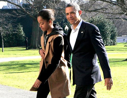 Malia obama dating jaden smith