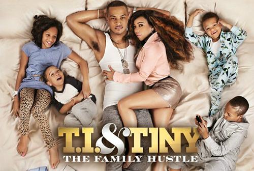 TV WATCH: T.I. AND TINY'S FAMILY HUSTLE RENEWED FOR SEASON THREE