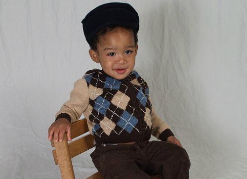 Barrino boy Fantasia baby
