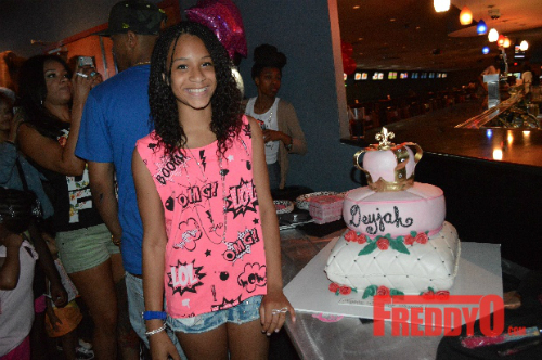 Photos Deyjah Harris Celebrates Birthday With Family And