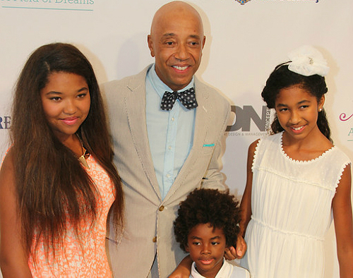 PHOTOS: RUSSELL SIMMONS, KEVIN LILES AND KIDS GIVE BACK AT ...