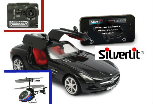 Silverlit Giveaway