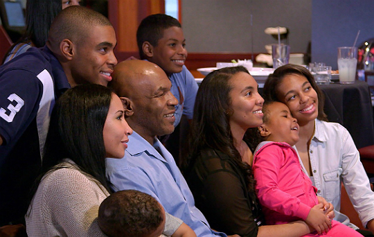 TV WATCH: 'BEING MIKE TYSON' OFFERS INSIGHT INTO THE FAMILY LIFE OF THE FORMER CHAMPION