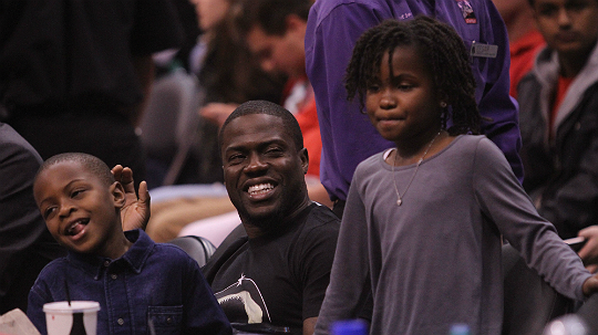 Kevin Hart feat pic
