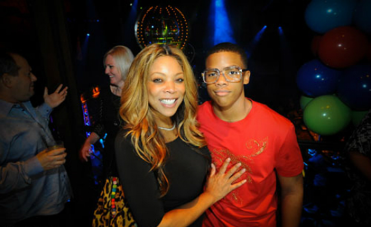 WENDY WILLIAMS: 'I DON'T WANT TO BE HIS FRIEND. I AM HIS