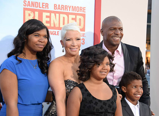 Terry Crews >> TERRY CREWS TALKS BLENDED FAMILIES AND MORE