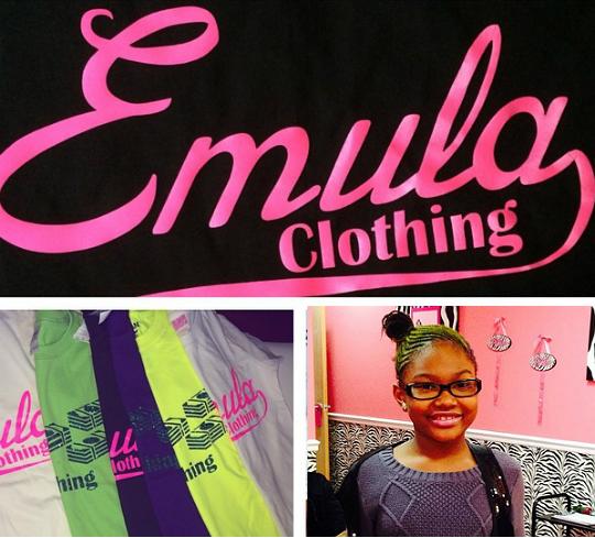 EMANI RICHARDSON TO DEBUT CLOTHING LINE AT ATL KIDS FASHION SHOW