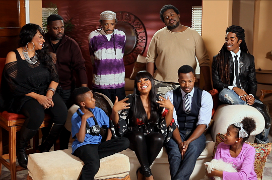 TV WATCH: FLEX ALEXANDER AND FAMILY GET A REALITY SHOW
