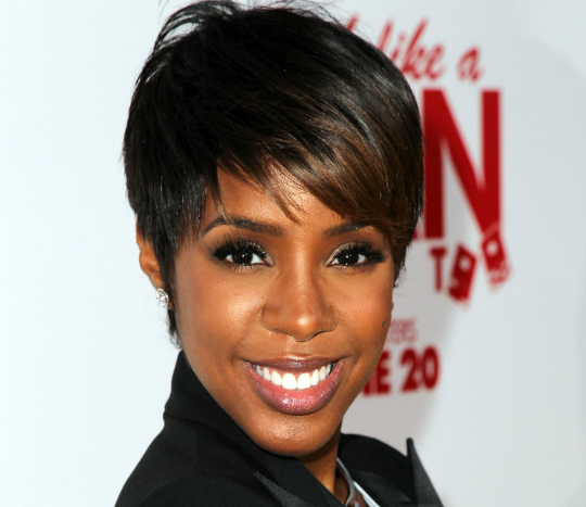 Kelly rowland is pregnant