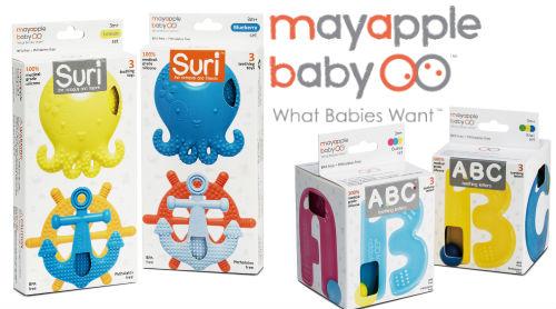 Mayapple Baby Giveaway