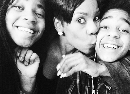 ANDREA KELLY SPEAKS PROUDLY OF HER TRANSGENDERED SON