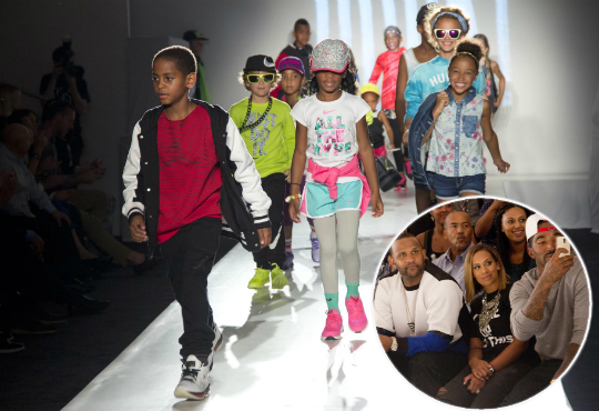 Celeb Kids Rock The Stage At Second Annual 39 Kids Rock