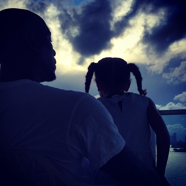 TYRESE GIBSON PENS PRECIOUS MESSAGE TO DAUGHTER