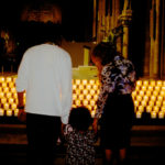 Beyonce recently shared some snapshots from her family vacation in Italy and the South of France. In several of the pictures, the singer's daughter, Blue Ivy Carter, can be seen playing in the sand  and spending quality time with her boy cousin. In other shots, the tiny tot can be seen spending quality time with her parents at Paris' Notre Dame Cathedral. Photos: Beyonce.com