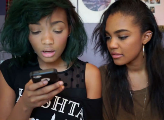 LAURYN AND CHINA MCCLAIN LAUNCH A YOUTUBE CHANNEL FOR THE FANS