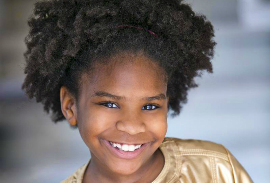 TRINITEE STOKES LANDS THE ROLE OF JUDY IN K.C. UNDERCOVER