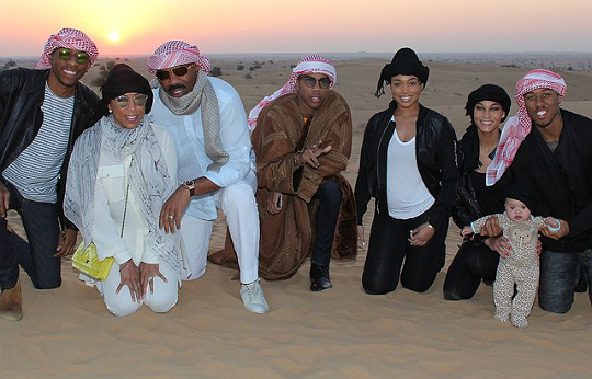 THE HARVEY FAMILY VACATION IN DUBAI
