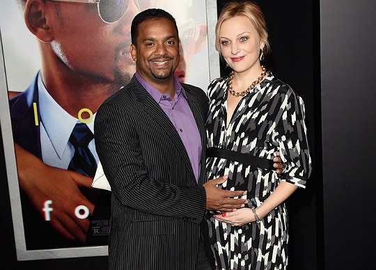 alfonso ribeiro and wife welcome son