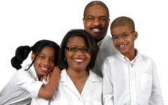 black parents