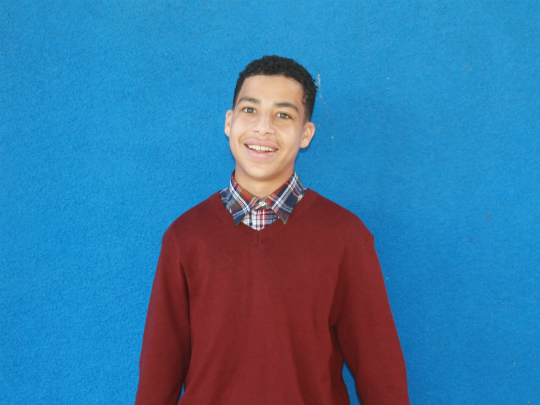 EXCLUSIVE: 'BLACK-ISH' STAR MARCUS SCRIBNER HAS A CANDID CONVERSATION ABOUT LIFE AS A TEEN STAR AND FUTURE PLANS