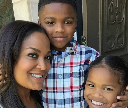 LAILA ALI'S TWO EASTER BUNS