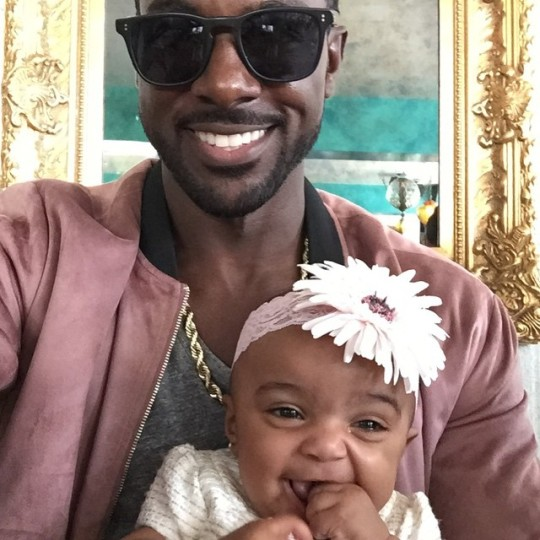 photos  celebs and their kids have some easter fun