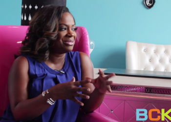 EXCLUSIVE: KANDI BURRUSS GETS CANDID ABOUT MOTHERHOOD AND LIFETIME GOALS