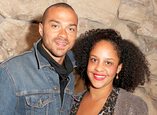 JESSE WILLIAMS AND WIFE EXPECTING SECOND CHILD