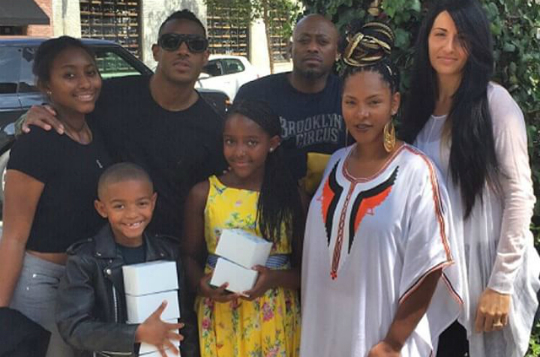 omar epps produces documentary about fatherhood
