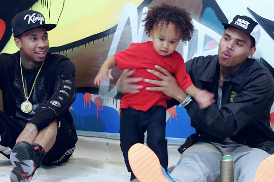 Tv Watch King Cairo Appears With Dad On New Show Kingin With Tyga