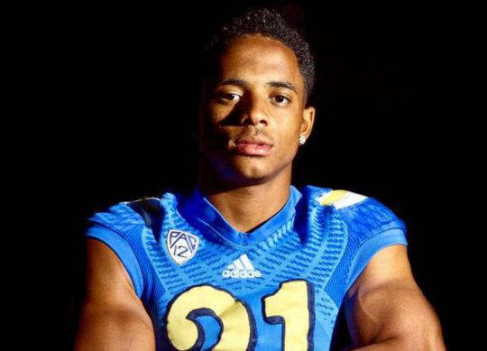 CORDELL BROADUS' DECISION TO QUIT FOOTBALL BLINDSIDED DAD