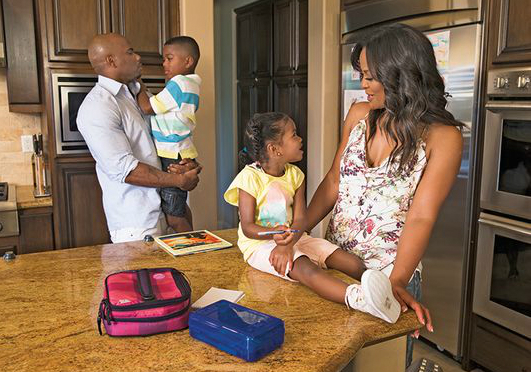 LAILA ALI: 'IT'S VERY IMPORTANT TO ME TO RAISE MY OWN CHILDREN'