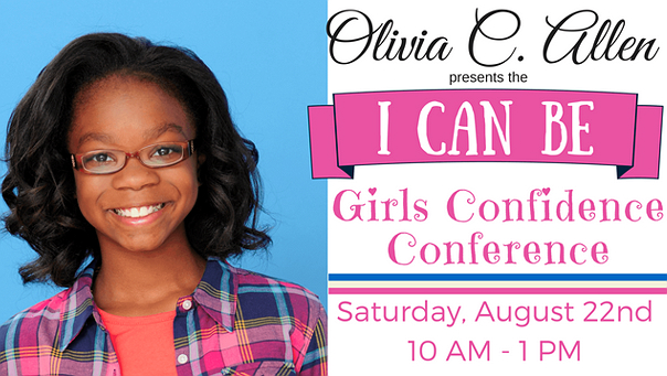 VIRAL KIDS: 10-YEAR-OLD HOLDS CONFERENCE TO SPREAD CONFIDENCE TO YOUNG GIRLS
