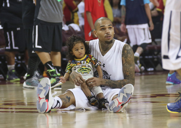 chris brown daughter - 1024×725