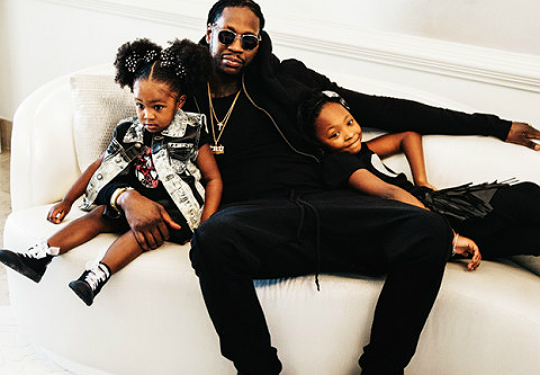 2 CHAINZ WELCOMES A SON