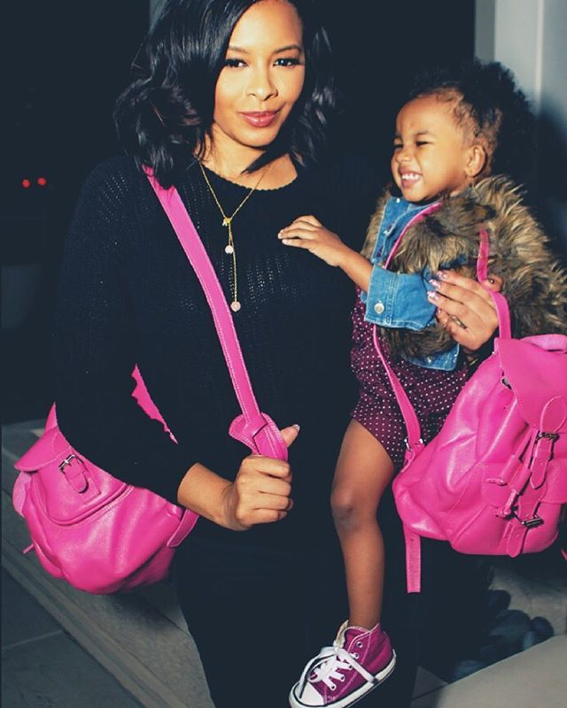 Vanessa Simmons And Daughter Show Off Their Sweet Vibes -5956
