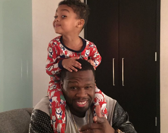 50 Cent And Daphne Joy 2015