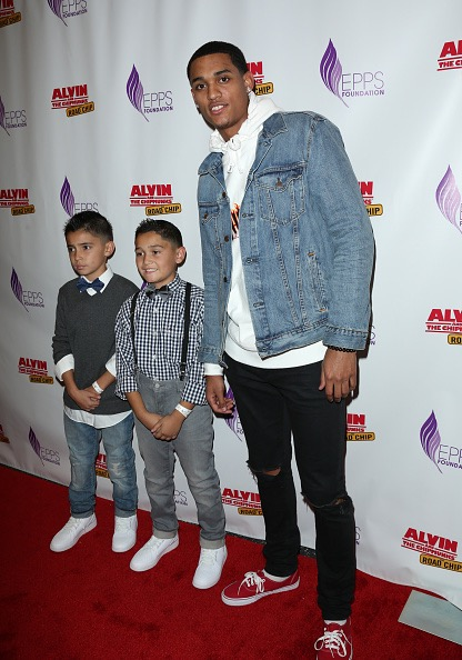 Celebs And Their Kids Attend Vip Screening Of Alvin And