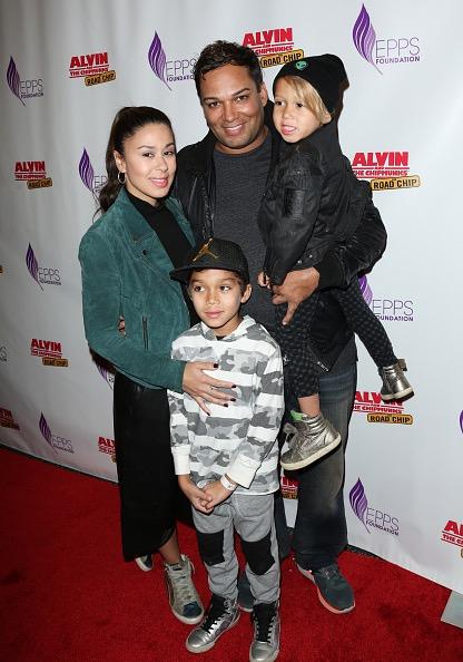 Reality TV Personality Taryll Jackson and his family